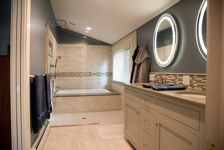 "<img src=""bathroom.jpg"" alt=""bathroom remodel with shower and LED mirrors"">"